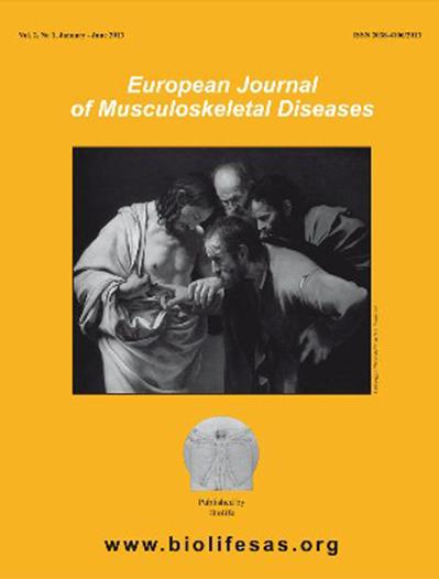 European Journal of Musculoskeletal Diseases